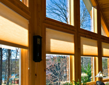 window treatments and energy efficiency - House Window Shades